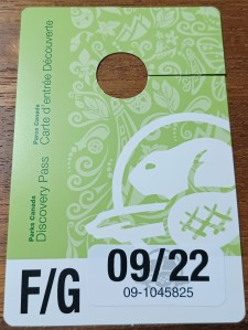Parks Canada Discovery Pass Family Version